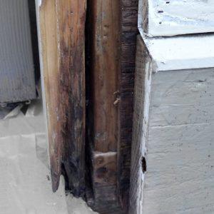 Timber treatment London
